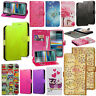 Xperia Wallet Leather Cover Flip Book Pouch Card Stand Case For Sony Xperia L1