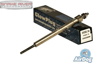 AIRDOG DIESEL RX GLOW PLUGS 01-05 CHEVY GM DURAMAX 6.6L LLY & LB7 SET OF 8 PLUGS