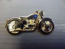 BG59 MOTORCYCLE PIN BADGE /'BSA EAGLE/'MOTORBIKE LAPEL BADGE