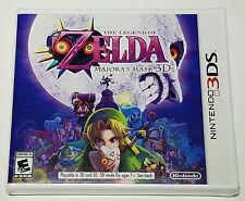 The Legend of Zelda: Majora's Mask 3D (Nintendo 3DS, 2015) Brand New/Sealed