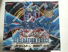 Yu-Gi-Oh  Generation Force Special Edition (English), 1 BOX Factory Sealed