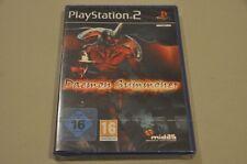 PlayStation 2 juego-daemon Summoner-completo alemán ps2 nuevo embalaje original