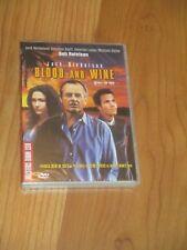 BLOOD AND WINE (1996) - JACK NICHOLSON BRAND NEW AND SEALED UK REGION 2 DVD