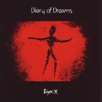 DIARY OF DREAMS - EGO:X 2 VINYL LP NEU