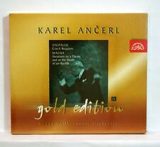 KAREL ANCERL - VYCPALEK czech requiem SUPRAPHON CD STILL SEALED