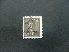 Canada KGVI 1950 2c sepia Official SGO179 G-FU