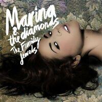 MARINA AND THE DIAMONDS - THE FAMILY JEWELS  VINYL LP NEU