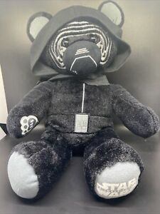 "Build-A-Bear Kylo Ren Star Wars The Force Awakens 17"" Plush BABW"