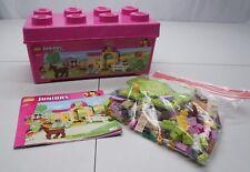 LEGO Juniors 10674 Pony Farm 312 pc Piece Partial Box Set