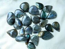 26 Labradorite cabochons Tear drops lots of Flash18x25 to 42x34 assorted