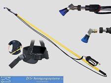 HDS Hochdruckreiniger Teleskoplanze >7,4m mit HD-KNICKGELENK für alle Geräte