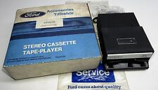 TC TD MK3 CORTINA GENUINE FORD NOS STEREO CASSETTE TAPE PLAYE - CONCOURSE MINT