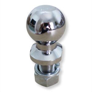 50mm Chrome Tow Ball 5000LBS