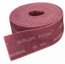 Mirka Mirlon Total Scuff Rolls Very Fine - Red - 18-573-373