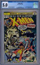 X-MEN #94 - CGC 5.0 OW-W - VG/FN New Team Begins 1975