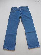Stonewashed Levi's L30 Herren-Straight-Cut-Jeans niedriger Bundhöhe (en)