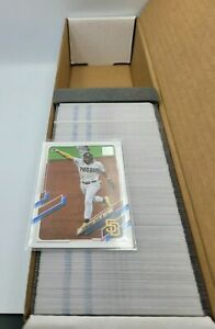 2021 Topps Series 1 Baseball - Base Veterans - PICK a CARD - Complete your SET!!