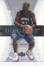 2003-04 UD Glass Kevin Garnett