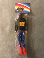 80's Mego Hasbro Jem & The Holograms MTV Rare Mail Away Jacket on Blow Mold KO