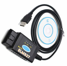 ELM327 USB OBD2 Modified For Ford MS-CAN HS-CAN Mazda Diagnostic Forscan Scanner