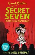 Secret Seven Mystery of The Theatre Ghost by Pamela Butchart 9781444941517