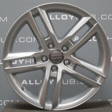 "Original Audi Q3 8U 5 Twin Spoke 18"" Zoll Single/Ersatzrad Alufelge X1, 2012-2016"
