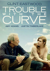 TROUBLE WITH THE CURVE DVD [UK] NEW DVD