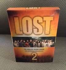 Lost The Complete Second Season (Dvd 2006, 7-Disc Set) Extended Experience 2nd