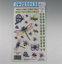 E-Z RUB-ON TRANSFERS, Butterflies MIP  Royal & Langnickel (I)