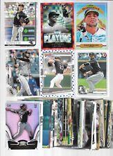 LOT OF 60 Chicago White Sox CARDS ROOKIES JIMENEZ MONCADA KOPECK ABREU ANDERSON