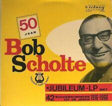 """12"""" - Bob Scholte – 50 Jaar Bob Scholte Jubileum  - LP -"""