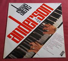 STEVE ANDERSON ( MAURICE VANDER ) LP ORIG FR DUCRETET THOMSON AT THE BLUE BAR