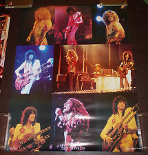 Led Zeppelin -Original 1979 commercially released 23 x 34 poster never displayed