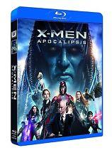 X-MEN APOCALIPSIS APOCALYPSE BLU RAY NUEVO ( SIN ABRIR ) FOX