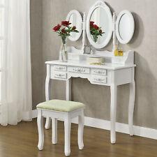 coiffeuses pour la maison ebay. Black Bedroom Furniture Sets. Home Design Ideas