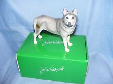 John Beswick Dog Husky JBD97  Figurine Present Gift New Boxed