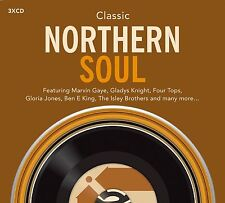 VARIOUS ARTISTS - CLASSIC NORTHERN SOUL: 3CD SET (NEW 2015) KEEP THE FAITH