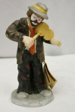 "Emmett Kelly Jr. Clown Collectible Figurine ""No Strings Attached"""