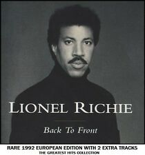 Lionel Richie  - The Very Best Greatest Hits Collection RARE Soul Motown Pop CD