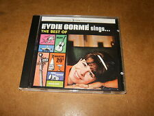 CD (MISS 009) - EYDIE GORME The best of