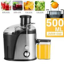 Electric R Machine Whole Fruit Vegetable Maker Extractor 400w 500ml