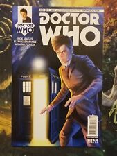 Doctor Who Tenth (10th) Doctor #3 Titan Cover A VF/NM  Comic J&R