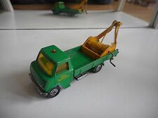 Siku Hanomag Henschel Tow Truck in Green