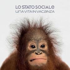 lo stato sociale vinili Una Vita in Vacanza [Singolo 45 Giri] rsd 2018