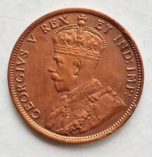 1911 Canada One Cents Copper Coin VF/XF