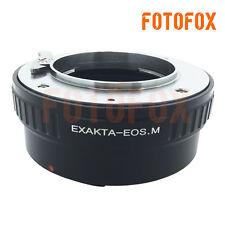 EXA-EOSM Adapter for Exakta lens to Canon EOS M Interchangeable Digital Camera