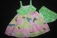 NWOT - BABY NAY - BOUTIQUE GIRLS SPRING SUMMER 2PC OUTFIT 18 MOS