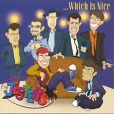 The Jesters  ... Which Is Nice 15 track 1998 cd NEW! chicago band