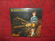 L'enfant au tambour - les gosses de Paris - disque  Président n° 453/ vol 12