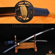 HIGH QUALITY HAND MADE JAPANESE SAMURAI SWORD KATANA FULL TANG BLADE CAN CUT TRE